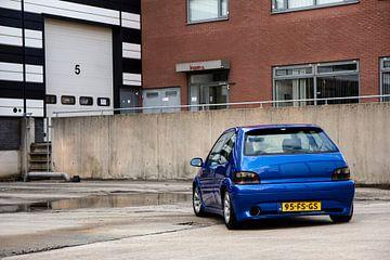 Citroën Saxo van Sim Van Gyseghem
