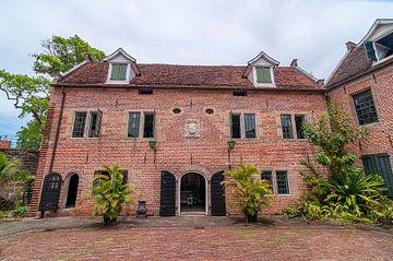 Fort Zeelandia van Maarten Verhees