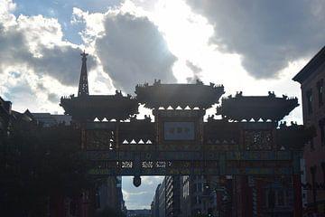Chinatown Washington DC van Els Royackers