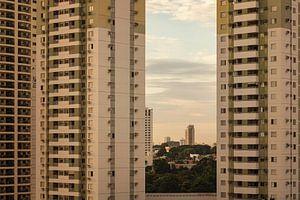 Appartementen in Cuiaba, Brazilie