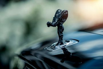 Rolls Royce Wraith, Spirit of Ecstasy sur Sytse Dijkstra