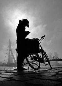 Der Biker von Hans Zijffers