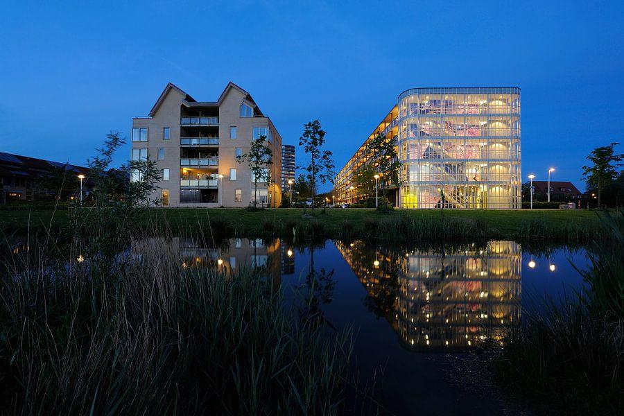 De Kersentuin en De Schijf in Leidsche Rijn in Utrecht (2)