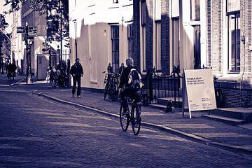 Lange Nieuwstraat Utrecht van Tim Onwezen