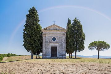 Toskanische Kapelle von Kristof Ven