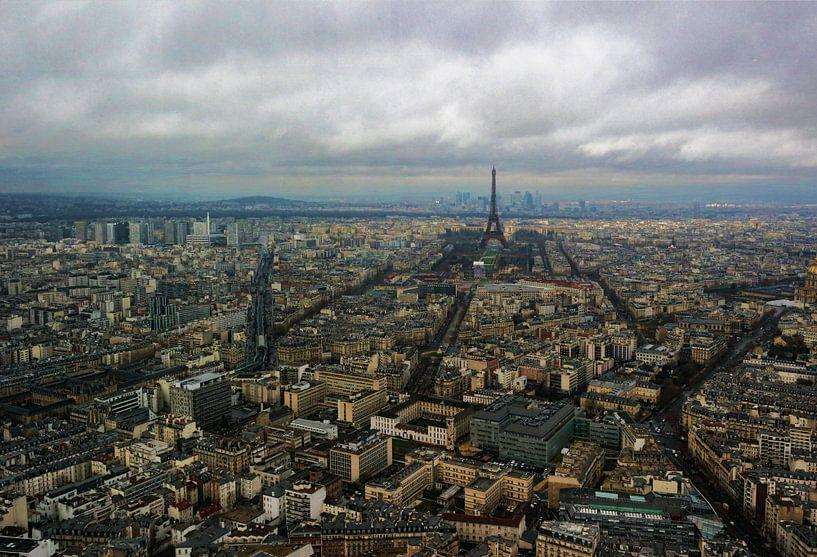 Eiffeltoren van Erik Reijnders