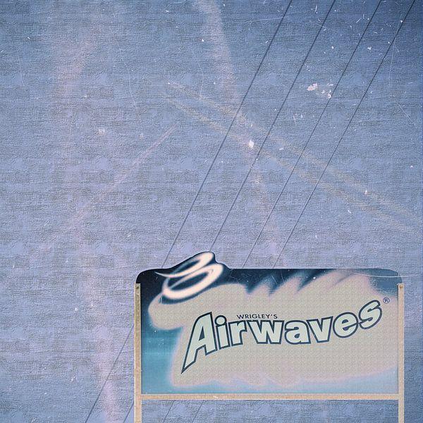 In the Sky - Airwaves von Christine Nöhmeier