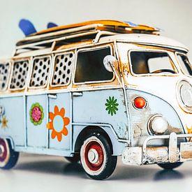 VW Bulli (Vintage Toy) von Heiko Westphalen