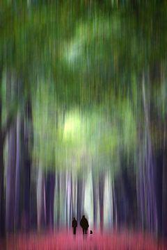 Een herfstwandeling door het bos van Jessica Berendsen