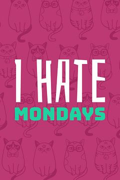 Je déteste les lundis - Je déteste les lundis sur Felix Brönnimann