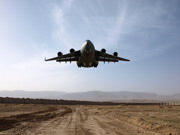 c17 Afghanistan  van Claas-Jan Jager
