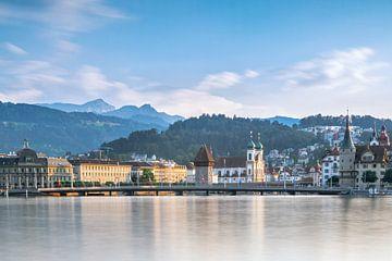 Skyline of Luzern