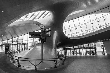 Arnheim Hauptbahnhof I von Reismaatjes XXL