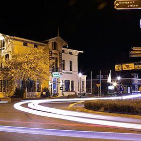 Lichtsporen en Bloesem bij Avenarius van Wim Zoeteman