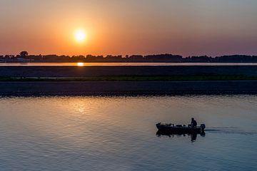 just before sunset sur Hans Kerchman