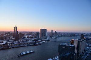 IJskoude Rotterdam