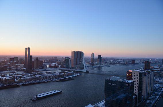 IJskoude Rotterdam  van Marcel van Duinen