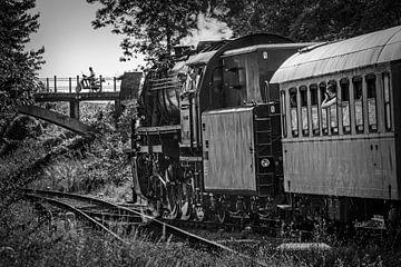 Dampflokomotive 23076 von Rob Boon