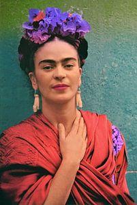 Frida Kahlo van