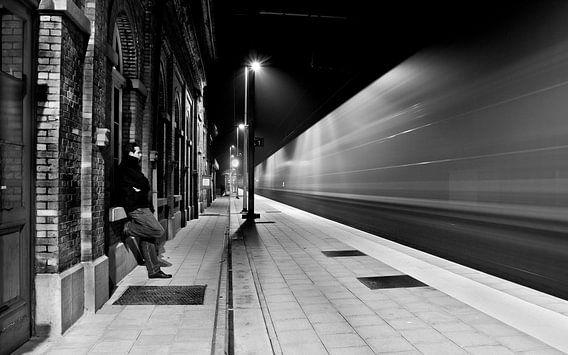 Last Passenger II van Tim Corbeel