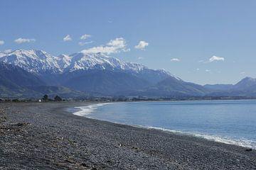 Winter am Meer von Inge Teunissen