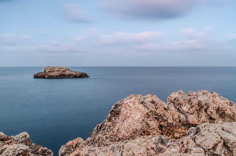 Cala Ferrera Mallorca van Mark Bolijn