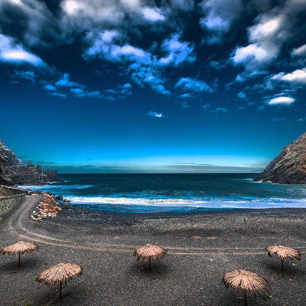Alien Beach van Harrie Muis
