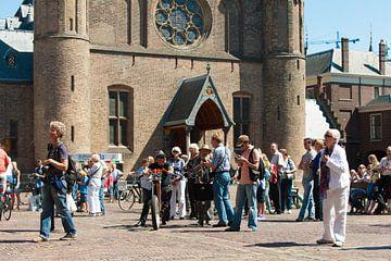 Den Haag Binnenhof van Brian Morgan