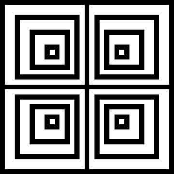 Genesteld | Compensatie | 02x02x02x02 | N=04 | V39 | W van Gerhard Haberern