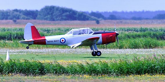 de Havilland Canada DHC-1 Chipmunk (WB671)