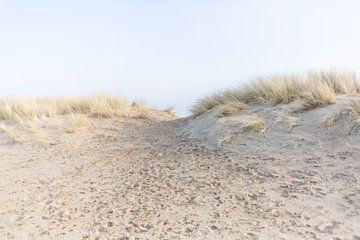 Strand en Duinen  van Chantal Cornet