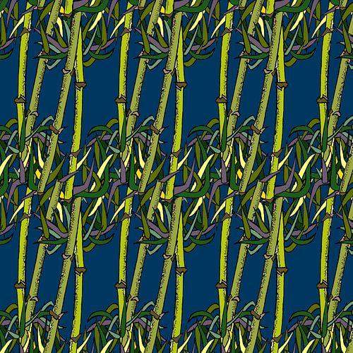 Bambou Grafique sur