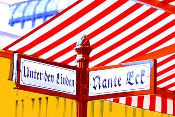 Berlin unter den Linden von Carmen Varo