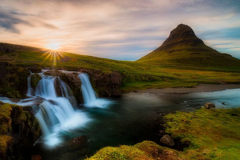 betoverend IJsland van Daniela Beyer