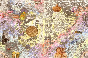 life's mosaic sur Hella Kuipers