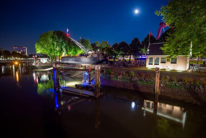 Oude haven van Brian van Daal