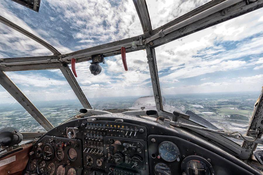 Flying in a Antonov AN-2