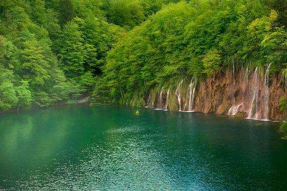 Green lakes - Plitvice