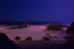 Ocean long shutter time