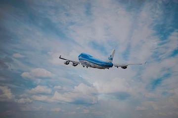 Boeing 747-406, KLM PH-BFN, The City of Nairobi von Gert Hilbink