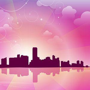 Miami Skyline van