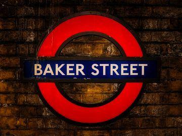 Baker Street van Joris Pannemans - Loris Photography