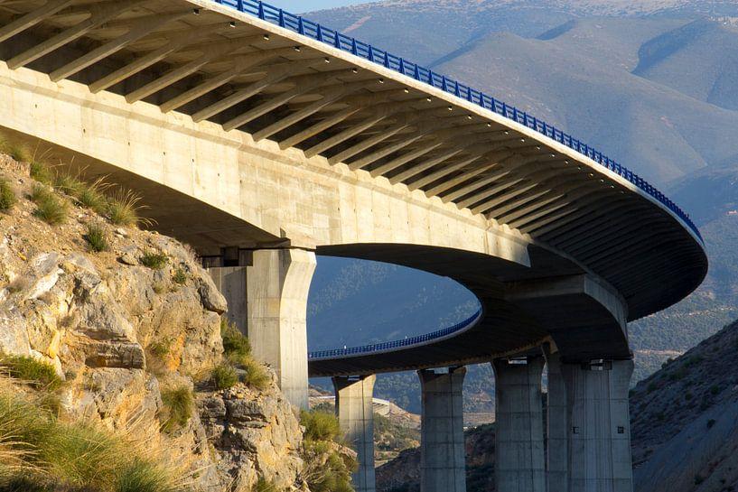 The Highway Bridge van Cornelis (Cees) Cornelissen