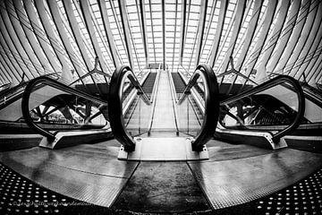 Escalator von Lex Schulte