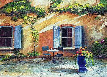 In der Provence von Trevor Neal