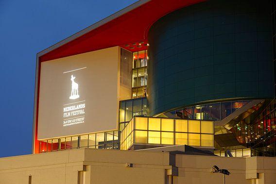 TivoliVredenburg in Utrecht tijdens het Nederlands Film Festival 2014