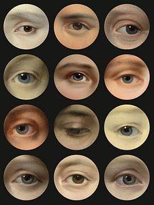 Eye eye eye van StudioMaria.nl