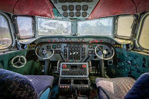 Cockpit von Anthony Damen