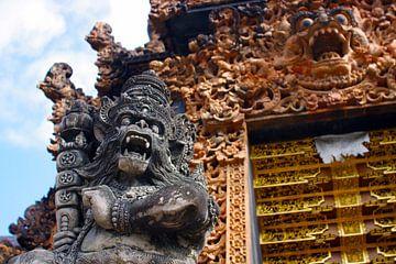 Hanoeman Bali Standbeeld van Andrew Chang