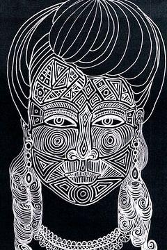 Maori  van Sasha Butter-van Grootveld
